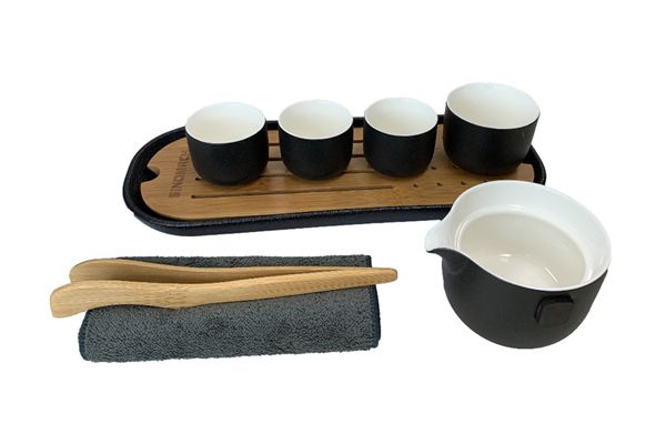 Ceramic Teapot Sets with Tray