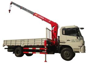 SQ5 Truck Mounted Crane (Straight Boom Crane)