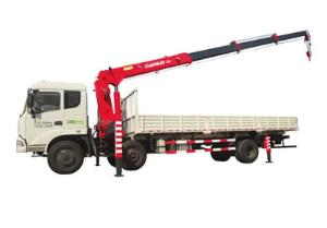 SQ10 Truck Mounted Crane (Straight Boom Crane)