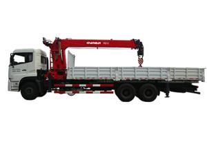 SQ12 Truck Mounted Crane (Straight Boom Crane)
