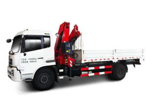 SQ6.3Z3Q Truck Mounted Crane (Folding Boom Crane)